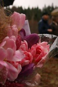 legacy leavers_rain drop flowers
