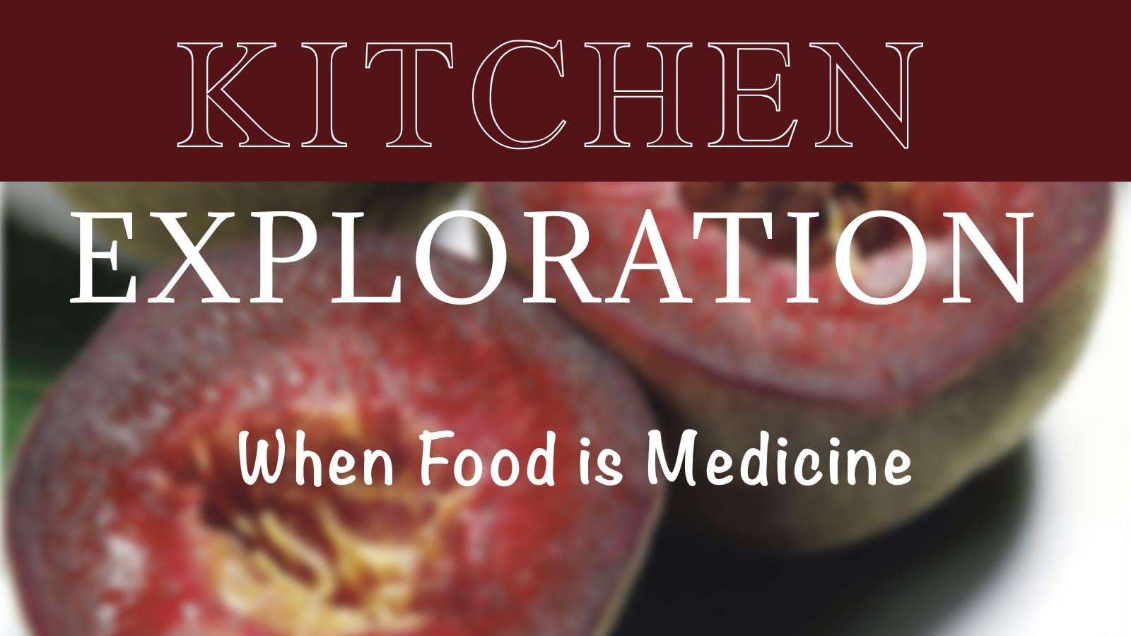 Kitchen Exploration: When Food is Medicine – CSA Week #16