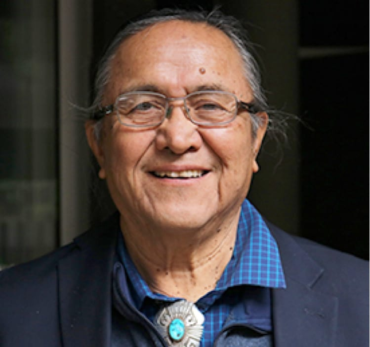 Chief Justice Robert Yazzie