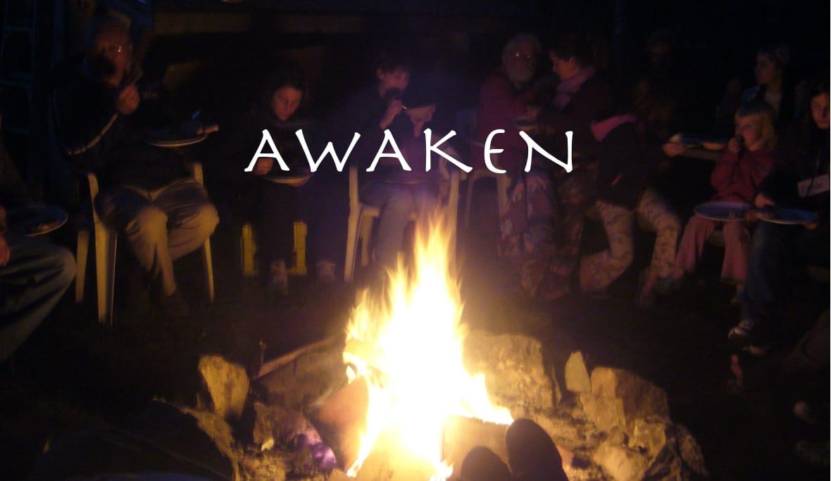 Awaken Graphic